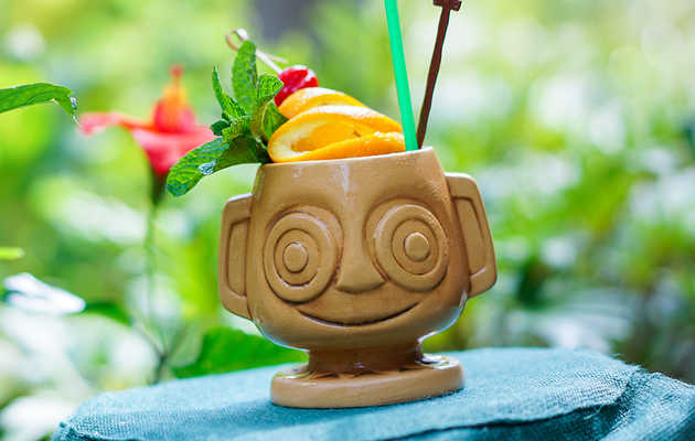 The 10 Best Tropical Drinks You Can Get at Disney