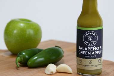 Bravado Jalapeño & Green Apple Hot Sauce