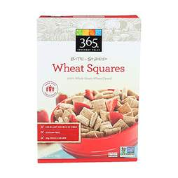 365 Everyday Value wheat squares