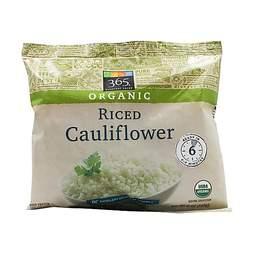 365 Everyday Value riced cauliflower