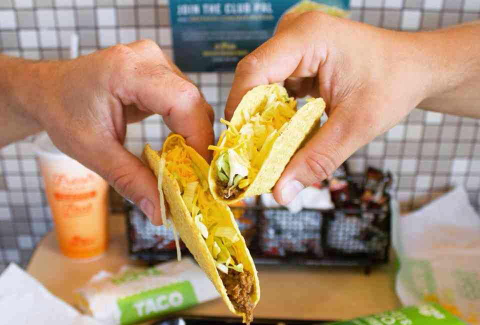 Cheapest Fast Food Items For 1 Or Less Best Dollar Menus