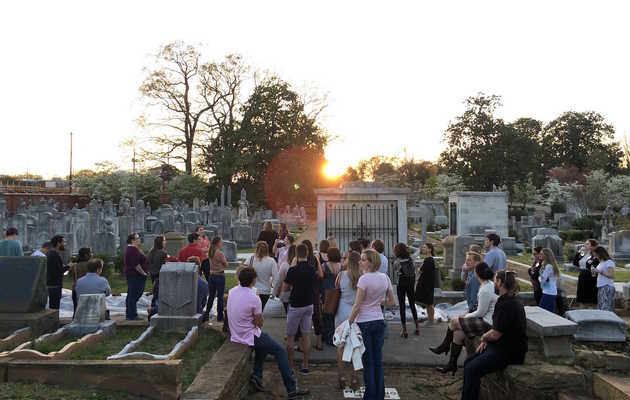 These Cemeteries Offer the Best Boozy Events