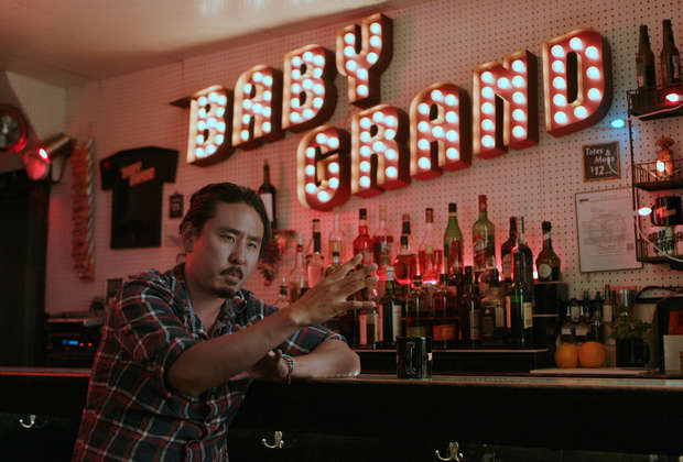 Welcome to Baby Grand, New York's Smallest Karaoke Bar