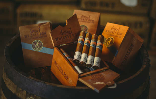 Whiskey Drinkers, This Cigar Was Made for You