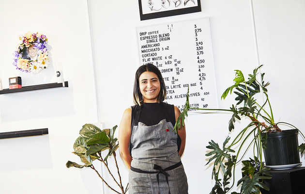 Meet the She-Wolf Behind Chicago's Loba Pastry And Coffee