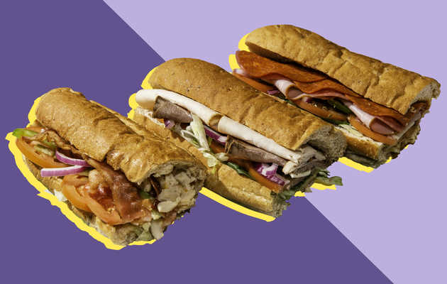 Every Subway Sandwich, Ranked