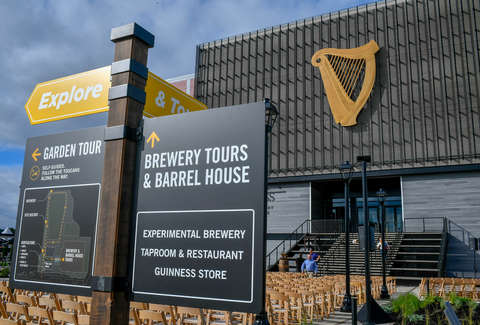 Guinness brewery united states