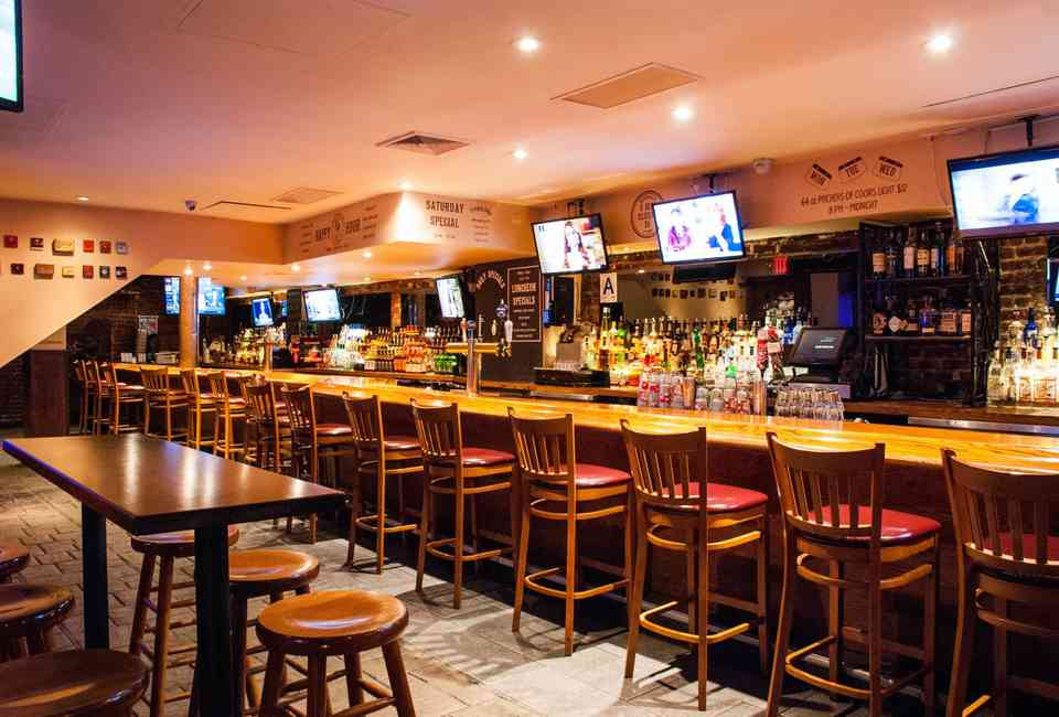 Terrific Best Sports Bars In Nyc Bars With Nfl Sunday Ticket Pay Caraccident5 Cool Chair Designs And Ideas Caraccident5Info