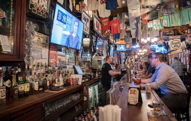 The Best Sports Bars in NYC