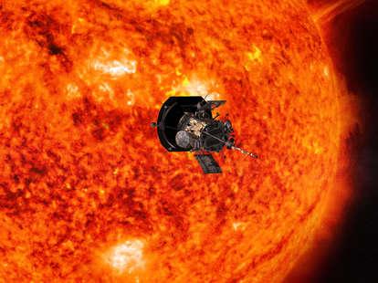 NASA Solar Probe