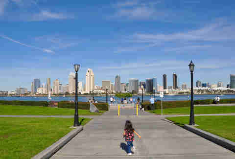 sd waterfront park