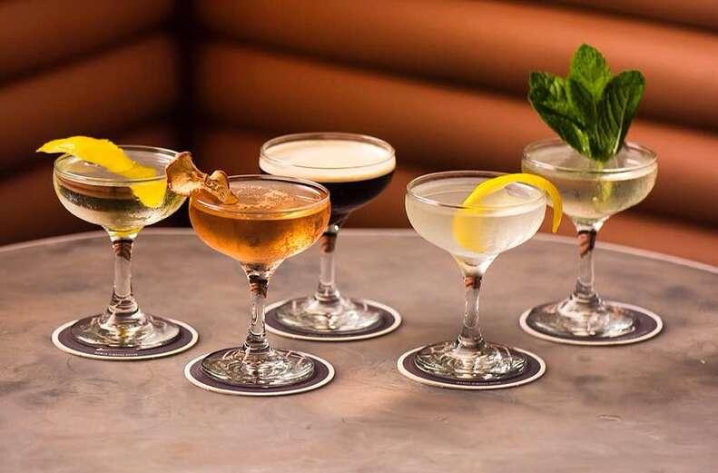 Bibo Ergo Sum LA cocktails