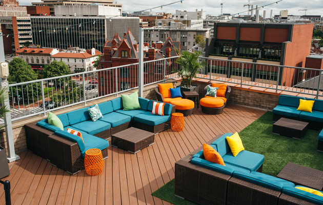 The Best Rooftop Bars in DC
