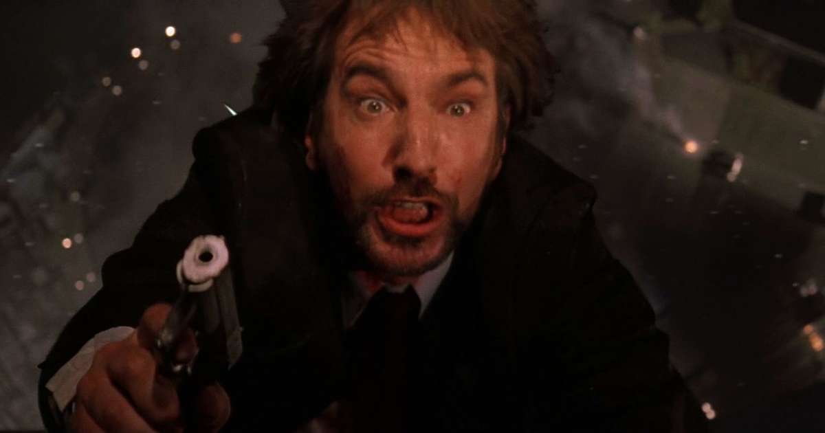 Die Hard 30th Anniversary: How Hans Gruber's Death Was Shot ...
