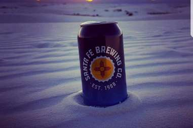 Santa Fe Brewing Company White Sands Monument