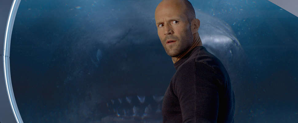 the meg movie shark