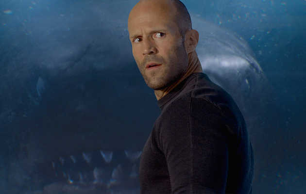 The Shark in Jason Statham's 'The Meg' Is Super Huge and Sneaky As Hell