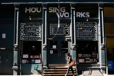 Housing Works Cafe