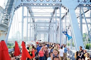 Purple People Bridge
