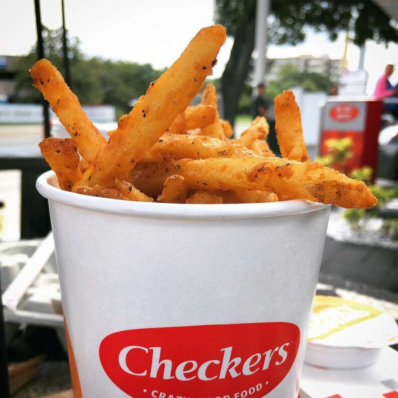 Checkers and Rally's