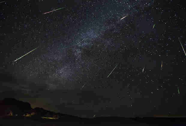 The Best Meteor Shower of the Year Is Tonight. Here's How to Watch It.
