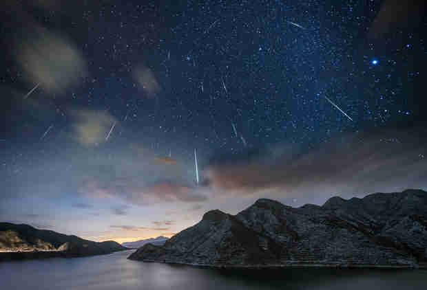 Here's When the Next Meteor Shower Will Arrive After Tonight's Perseids