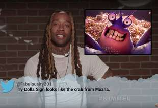 Kimmel's 'Mean Tweets' Hip-Hop Edition Was Brutally Mean