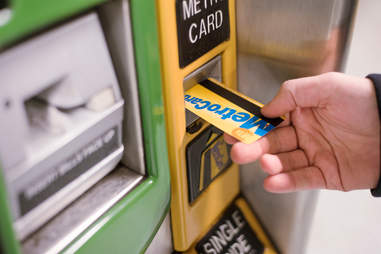 Disposable Metrocards