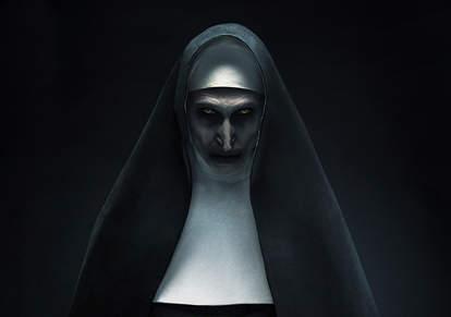 the nun movie trailer