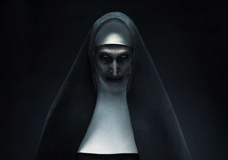 the nun movie trailer