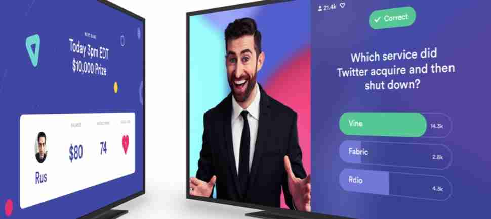 HQ Trivia Is Finally Coming to Your TV
