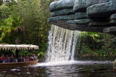 Magic Kingdom - Jungle Cruise Ride