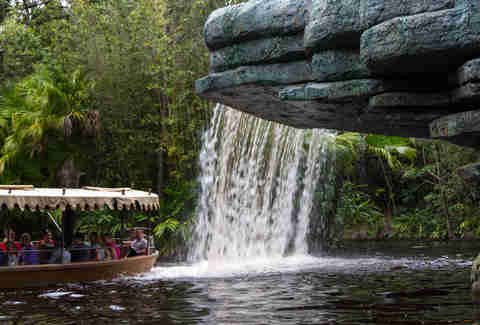 Magic Kingdom - Jungle Cruise Ride
