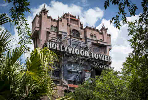 Best disney world rides actually worth the wait thrillist the hollywood tower hotel forumfinder Images