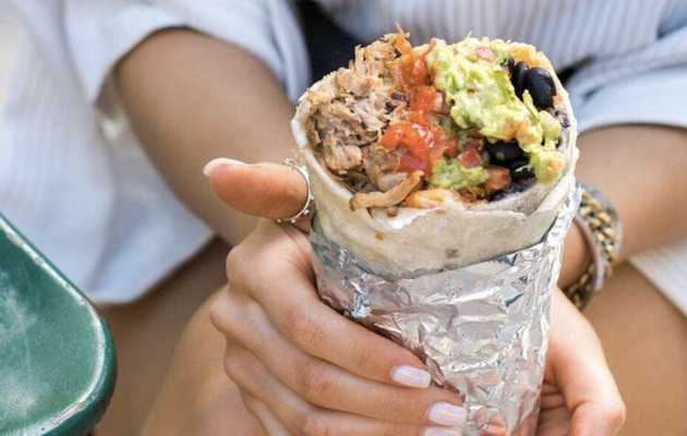 This New App Just Gives Away Free Burritos Every Day