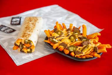 taco bell rattlesnake nacho fries