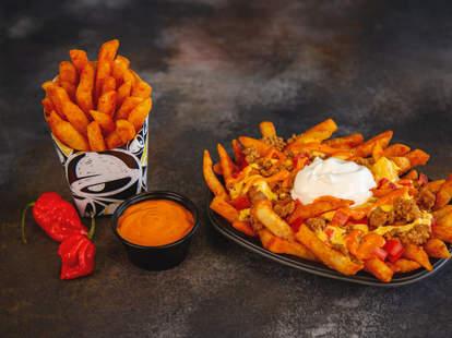 taco bell nacho fries reaper