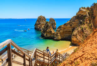 The 5 Best Beaches (and Secret Sea Caves!) in Portugal