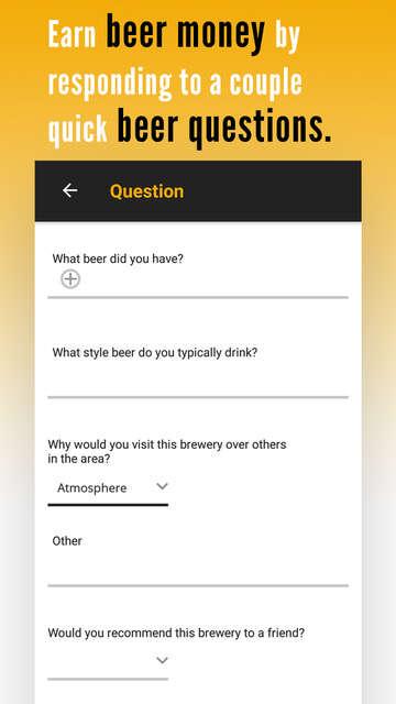 free beer app