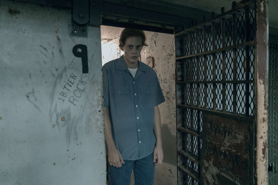 Castle Rock Theories: Who is The Kid? Bill Skarsgard