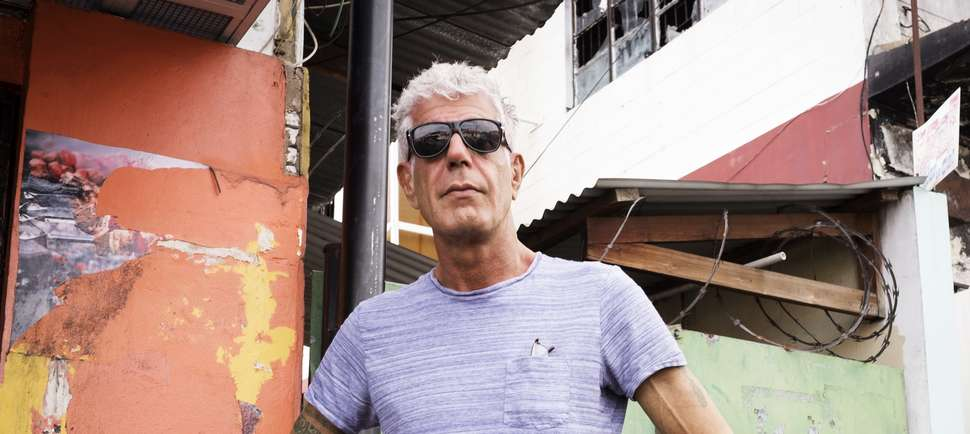 A 'Definitive' Anthony Bourdain Documentary Is Coming to the Big Screen