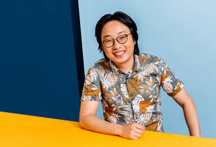 Jimmy O. Yang Goes From Jian-Yang to The Craziest Party Animal in 'Crazy Rich Asians'