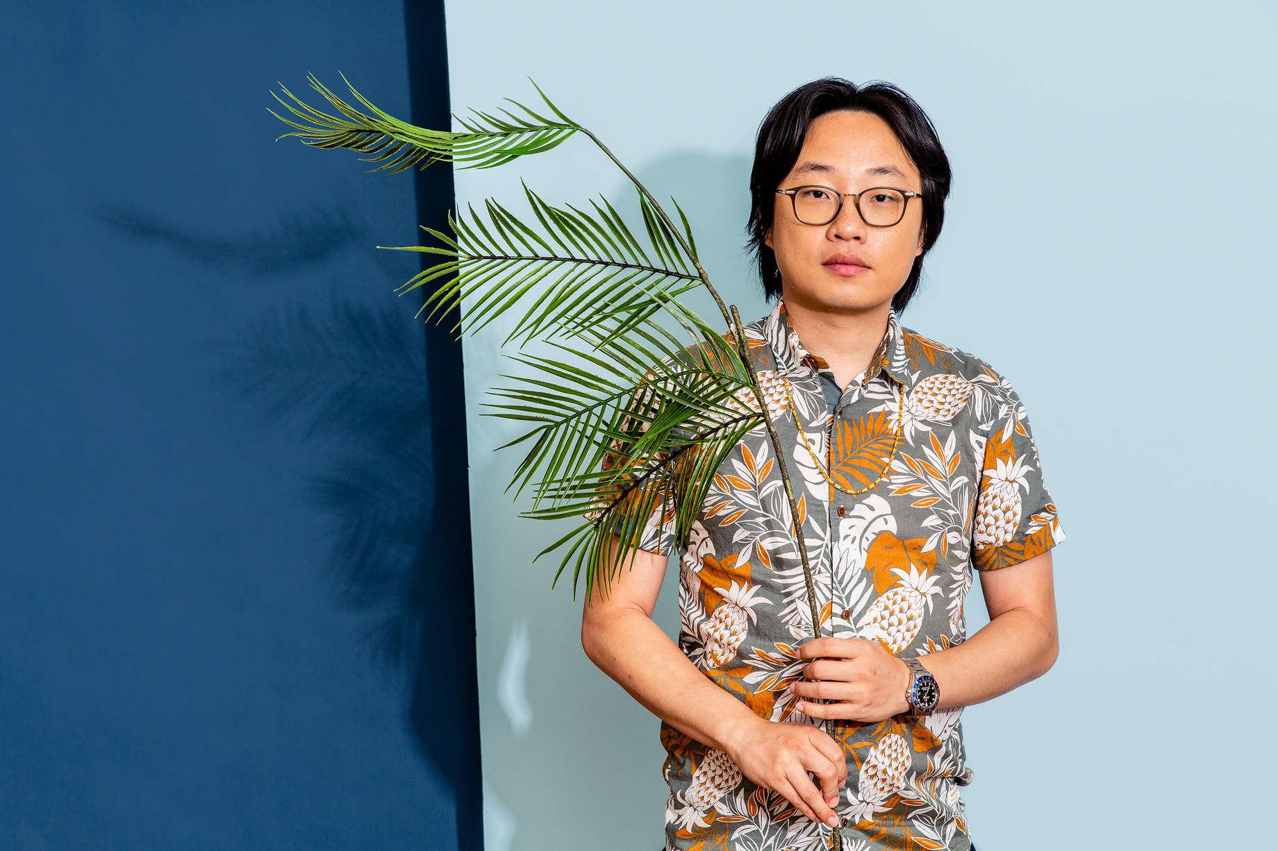 Crazy Rich Asians: Jimmy O  Yang Talks Bernard Tai, Movie Cast