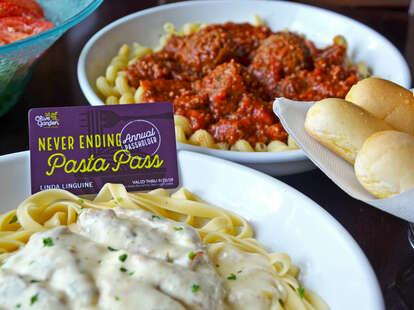 olive garden unlimited pasta pass 2018