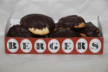 Bergers cookies