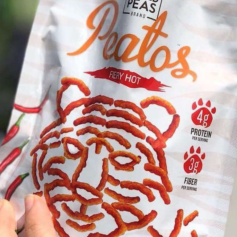 Cheetos Sent Peatos a Cease-And-Desist Letter