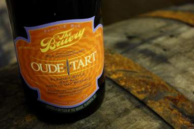 The Bruery Oude Tart sour beer sours beers belgian belgium