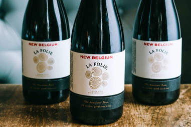 New Belgium Brewing beer sour sours beers oud bruin style