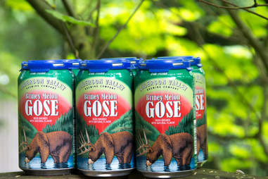 Anderson Valley Briney Melon Gose sour beer sours beers