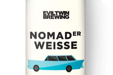 Evil Twin Brewing Nomader Weisse berliner sours sour beer